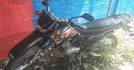 Vendo moto yamaha xtz excelente estado