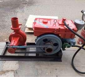 """Se vende motobomba jiang dong de 6"""" motor 24 hp petrolera , semiusada en perfectas condiciones . La foto es referencial"""