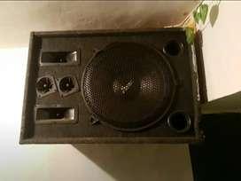 Bafles + planta de sonido novovik 900