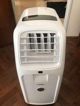 Vendo aire frio/calor portatil NUEVO