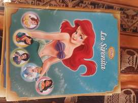 Vendo colección de cuentos de princesas