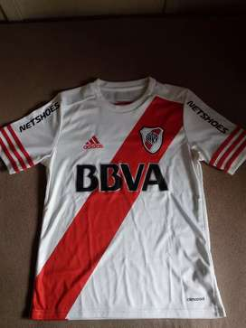 Camiseta River Titular 2015 talle 14