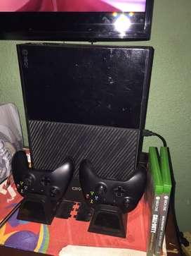 Xbox obe 500gb