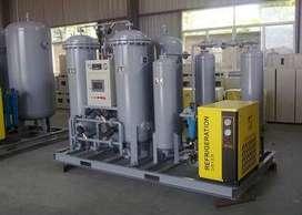 fabricacion de plantas generadoras de nitrogeno industrial