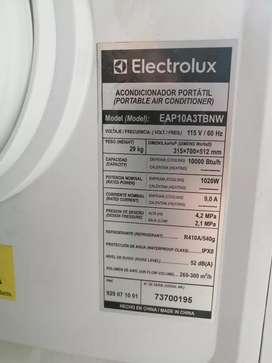 Acondicionador de aire portátil