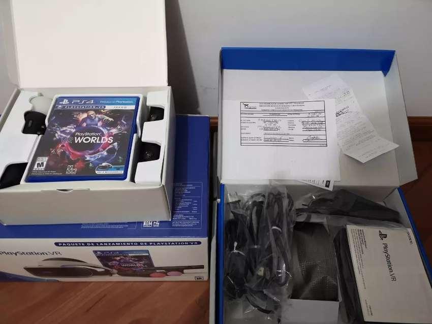 Vr Playstation 4 Ps4 0