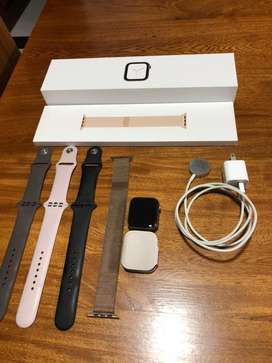 Apple watch serie 4 44mm ACERO INOXIDABLE