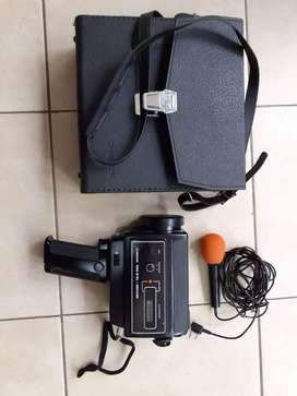 FILMADORA SUPER 8 CHINON 100 SXL/DIRECT SOUND