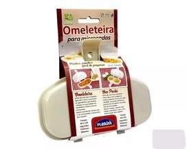 Omeletera para Microondas