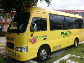 Vendo Bus Hyundai County