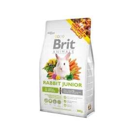 Comida para Conejos Brit Animals Rabbit Junior 300gr