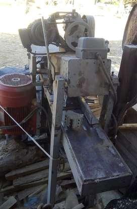 Sierra múltiple para tablas de CAJÓN DE FRUTAS (máquina carpintería fábrica cajones listoneadora)