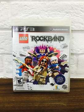 Vendo Rock Band Lego para PS3