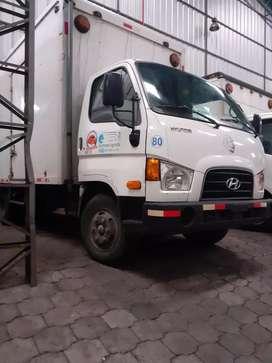 Hyundai hd72  año 2013