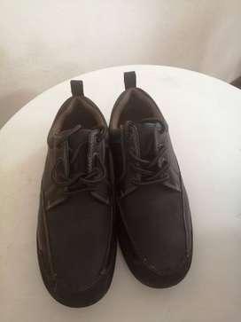 Zapatos Hombre Americanos En Cuero Gh Bass