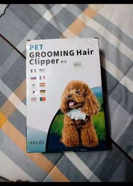 Maquina cortadora de pelo