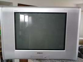 Televisor sony de caja