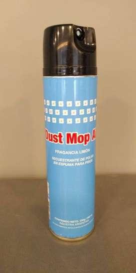 Secuestrante espuma en aerosol para mopa