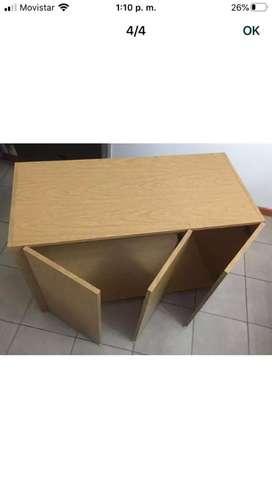 Vendo mueble colgante