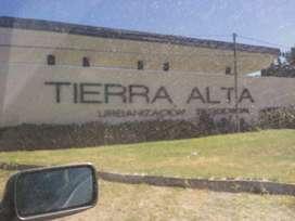 Tierra Alta II - Venta de Lotes