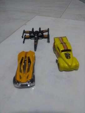 3 Set Hot Wheels
