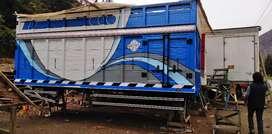 Carrocerías nuevas para camion 5 toneladas madera huayruro