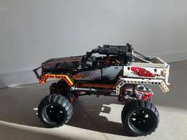 Legos TECHNIC listos para armar