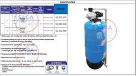 Hidroneumatico, Hidroflow, Presurizador Con Tanque Vert