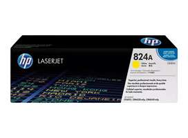 Toner HP laserjet 824A yellow