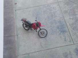 Se vende moto Marca QUE MOTO