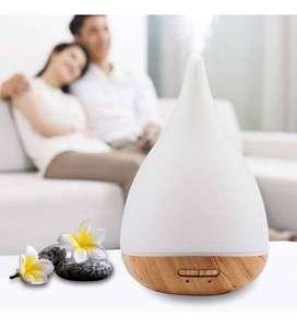 Humidificador Difusor Aroma Ambientador 160ml Decorativo 505