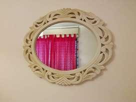 Espejo estilo romántico