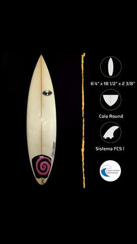 Tabla de surf Birdband + deci