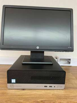 HP ProDesk 400 g4 ssf