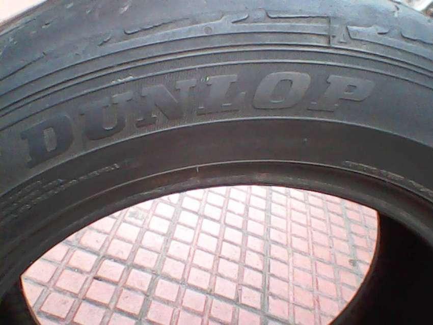 Llanta aro 14 Dunlop 175/65/R14 llantas nunca parchada Ok no lima caucho good year firestone bridgestone 0