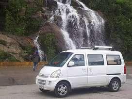 Vendo furgoneta van N300 7 pasajeros