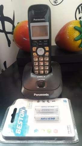 Panasonic con Identif. Y altavoz