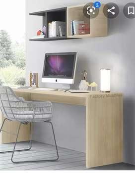 Se elaboran escritorios en madecor rh