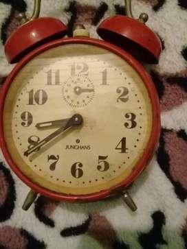 Reloj Despertador Antiguo Junghans vendo o cambio