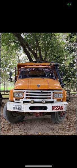 Volqueta  Nissan TK20