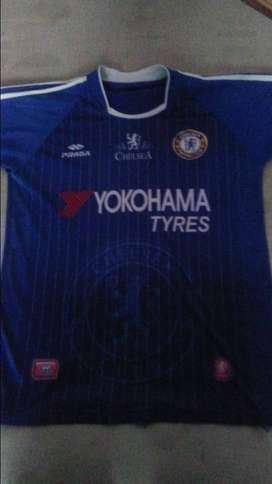 Camiseta del chelsea y del club alianza lima