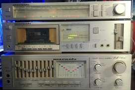 Sonido vintage ( Marantz - Technics )