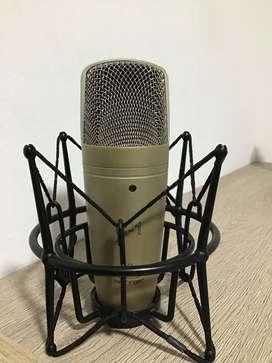 Microfono condensador C1 Behringer.