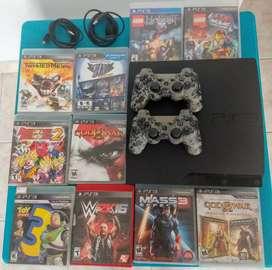 Vendo PlayStation 3 como nuevo