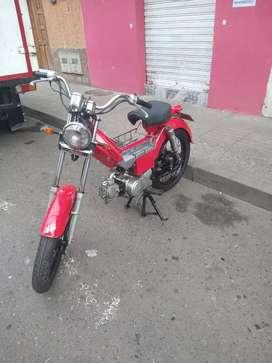 Vendo moto exclusiva
