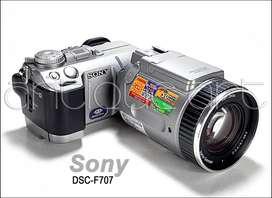 A64 Camara Sony F707 Cyber-Shot 5mpx Foto Video