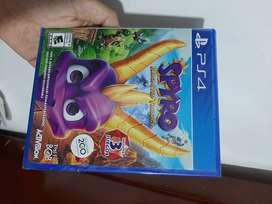 Spyro Reignited trilogy Nuevo