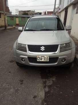 Vendo mi hermosa camioneta  Suzuki gran nomade 4x4 segunda mano  Perú