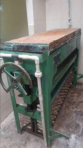 Maquina de fabricacion de Velas de farol