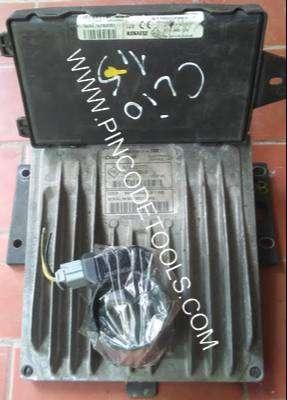 Set Completo de Inyeccion de Renault Clio Kangoo Symbol Logan Sandero 1.5  Delphi DDCR  UCH  Llave